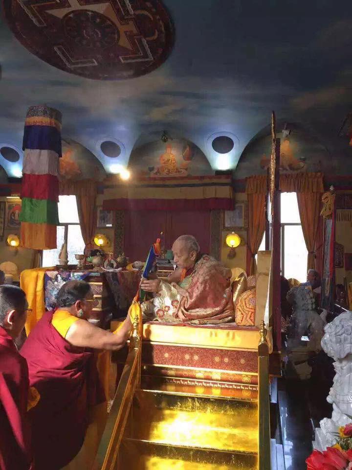 Dagchen Rinpoche 7