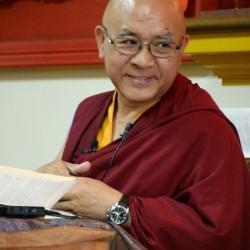 Khenpo Dr Ngawang Jorden
