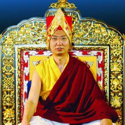 His Holiness the 42nd Sakya Trizin