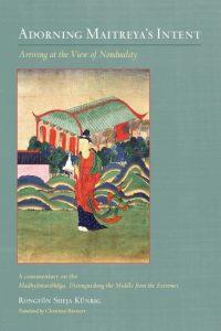 Adorning Maitreya s Intent
