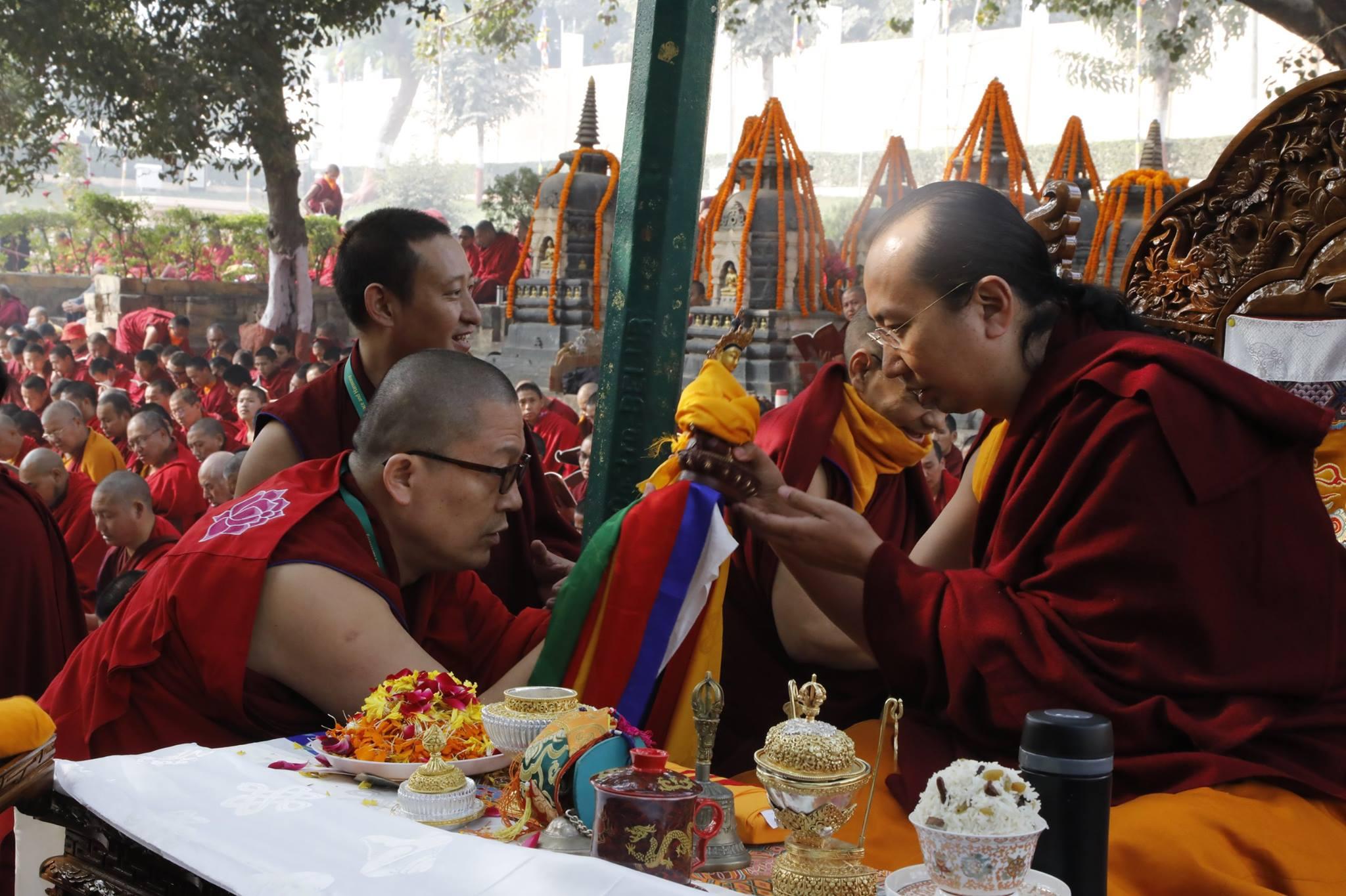 Great Sakya Monlam – Bodhgaya – internationalbuddhistacademy