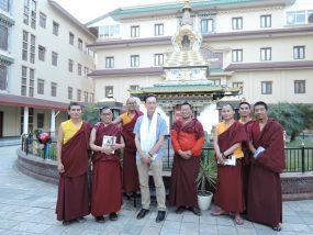 Mustang monks group 1
