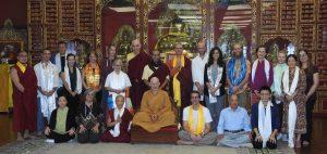 Shamatha group photo