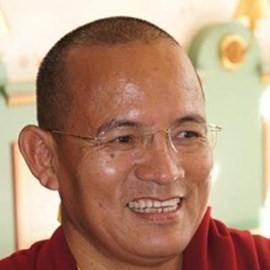 Khenpo Jamyang Tenzin