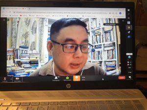 Wong Wei translator